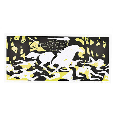 Cleon Peterson, 'VICTORY', 2016