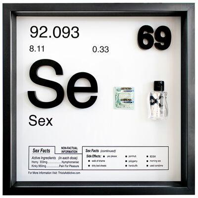 Daniel Cohen, 'Sex', 2018