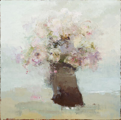 France Jodoin, 'The budding flower blushes at the light', 2021