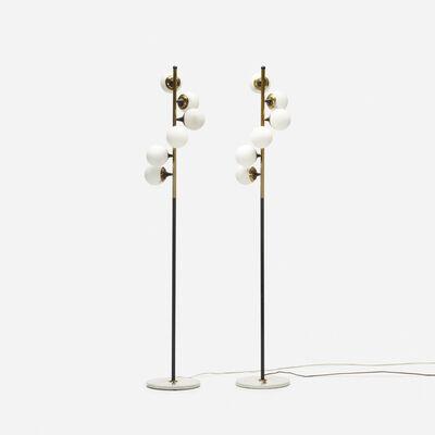 Stilnovo, 'Floor Lamps, Pair', c. 1960