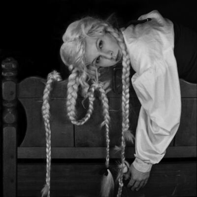 Anthony Goicolea, 'R is for Rapunzel', 1995