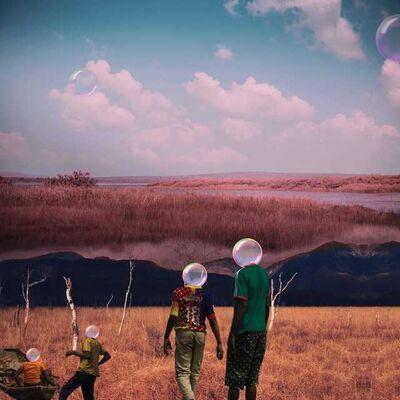 Joseph Obanubi, 'Dusk II (No Man's Land) ', 2018