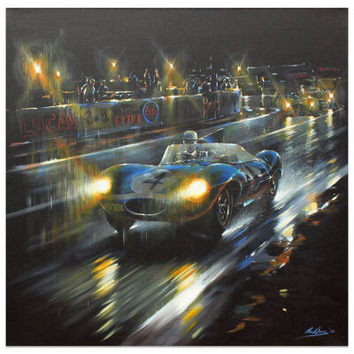 Paul Dove, 'Le Mans 1956 | Automotive | Car', 2012