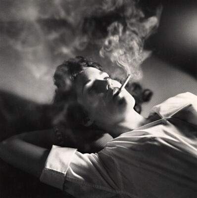 Michael Philip Manheim, 'Girl Smoking', 1959