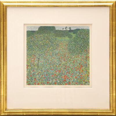 Gustav Klimt, 'Mohnweise', 1931