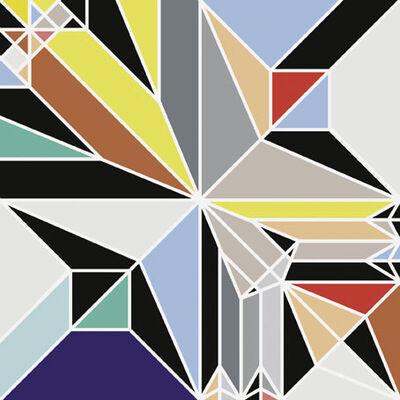 Sarah Morris, 'Rockhopper (Origami)', 2009