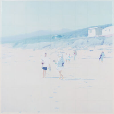 Isca Greenfield-Sanders, 'Sandy Beach', 2014