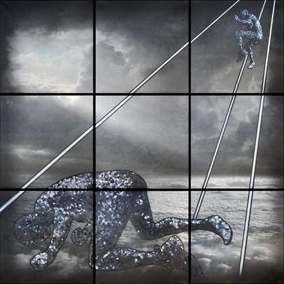 Vladimir Kustov, 'Crystallization', 2014
