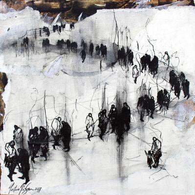 "Gustavo Diaz Sosa, 'From the serie ""Exodos del nuevo milenio""', 2017"
