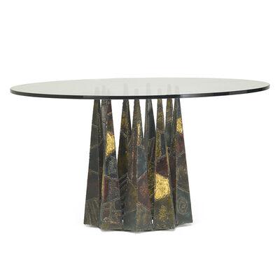 Paul Evans, 'Dining table (PE 46), USA', 1969