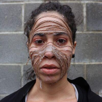 Alana Iturralde, 'Self portrait', 2018