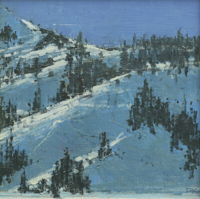Patricia Kimball, 'Silver Lake', 2015