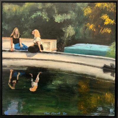 Clare Menck, 'Intimate reservoir conversation piece', 2020