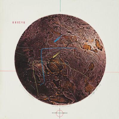 R.M. Palaniappan, 'ALIEN PLANET-X-10', 1989
