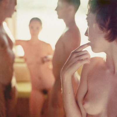 Mona Kuhn, 'Group One (Claire)', 2003