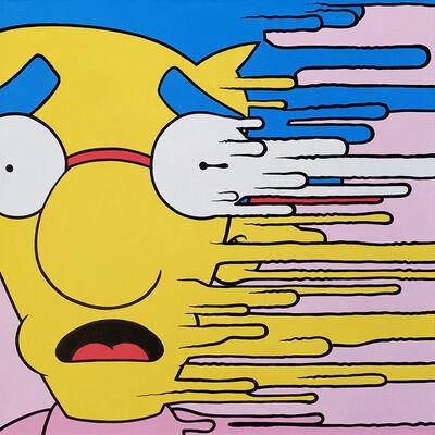 ANTOINE TAVAGLIONE, 'Mil-Whoosh!', 2018