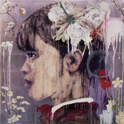 Hung Liu 刘虹, 'The Distance', 2021