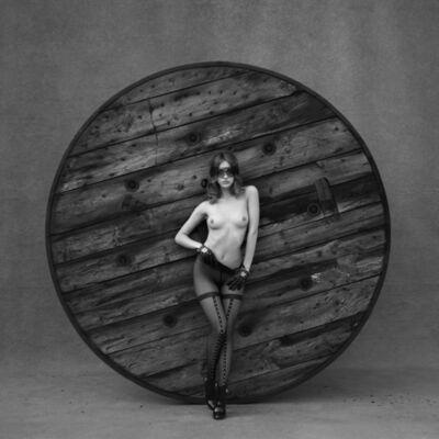 Marc Lagrange, 'Lana's Wheel', 2013