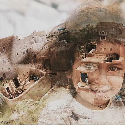 Moudhi Alhajri, 'Abduction of Childhood Dreams 04', 2016