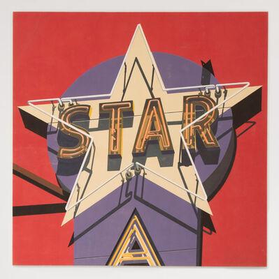 Robert Cottingham, 'Electra Star', 2009