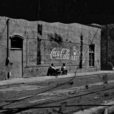 Matt Black, 'Downtown, Georgia. Fort Gaines, USA. ', 2017