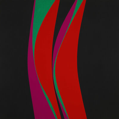 Lorser Feitelson, 'Untitled (February 4)', 1967