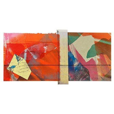 Sam Gilliam, 'Notes', 1994