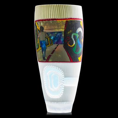 "Scott Chaseling, 'Massive vase, ""Global Language,"" Australia', 2005"