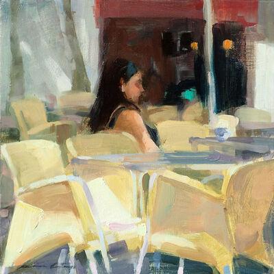 Mónica Castanys, 'Brush strokes', 2019
