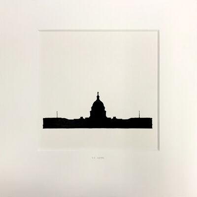 Edwin Monsalve, 'Sin título (Parlamentos-Estados Unidos)', 2020
