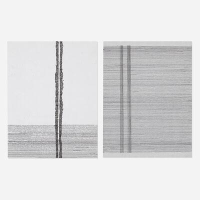 Allyson Strafella, 'Untitled (two works)', 1995