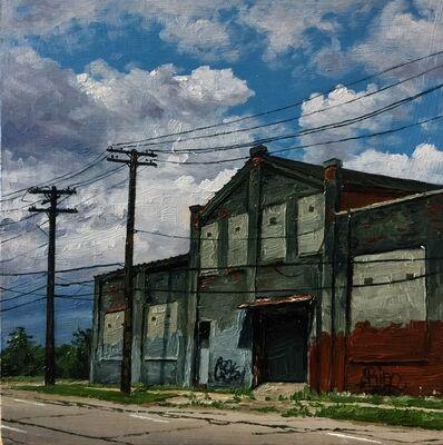 Stephanie Buer, 'Livernois Ave', 2019