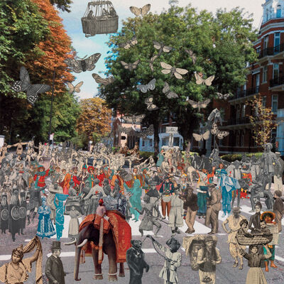 Peter Blake, 'London- Abbey Road Parade', 2012