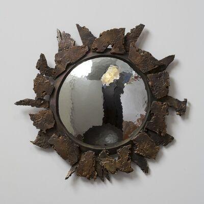 Michel Salerno, 'SoleilHandmade Mirror', 2014