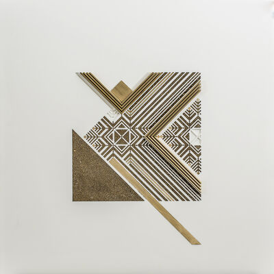 naqsh collective, 'Moon Feather - Wihdeh Collection', 2015