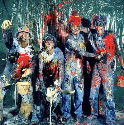 Kevin Cummins, 'The Stone Roses- 5th November 1989', 1989