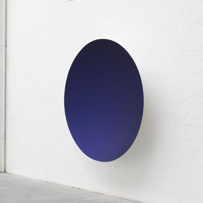 Anish Kapoor, 'Monochrome (Majik Blue)', 2016