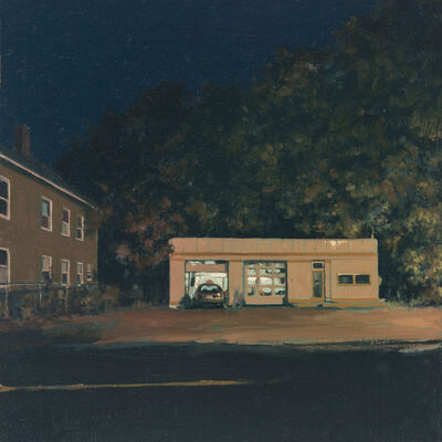 Linden Frederick, 'Study for Taxi', 2016