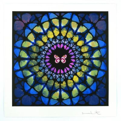 Damien Hirst, 'Spire (from the Sanctum series)', 2009