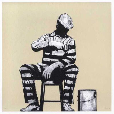 DOLK, 'Prison Painter', 2010