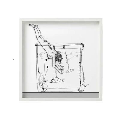 Grace Graupe-Pillard, 'Diving Into Calder's Goldfish Bowl', 2015
