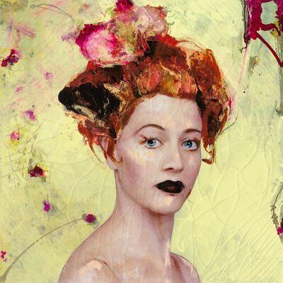 Lita Cabellut, 'Fairy Flower 06', 2016