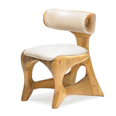 Lee Ridenour, 'Sculptural side chair, USA', 1979