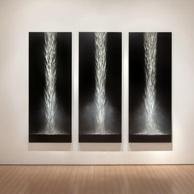 Mitchell Lonas, 'Flow I, II, III', 2018