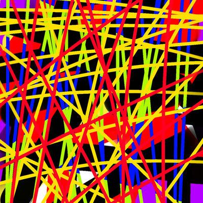 Justin Neely, 'drakkar noir 04082018 331am', 2018