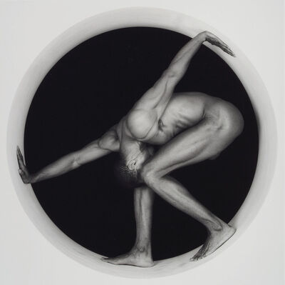 Robert Mapplethorpe, 'Thomas', 1987