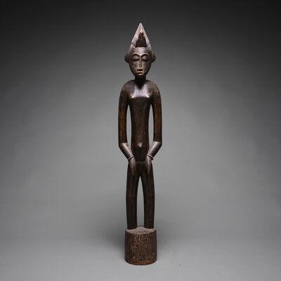 Unknown Senufo, 'Male Senufo Wooden Pombiele Rhythm Pounder', 20th century AD