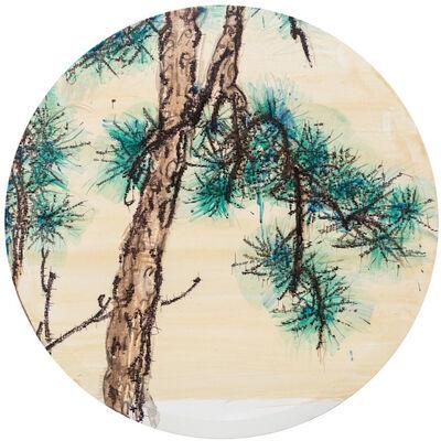 Ye Yongqing 叶永青, 'Pine', 2016