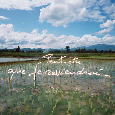 Bernard Faucon, 'Peut-être que je reviendrai', 1992