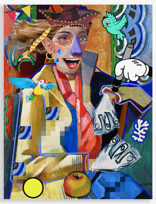 Allison Zuckerman, 'Untitled', 2018